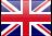flag UK grey